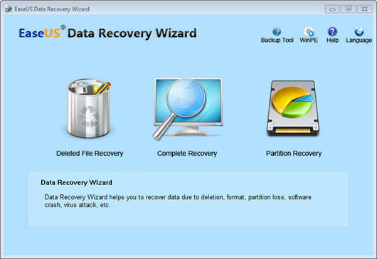 EaseUs Data Recovery Wizard 9.9 License Code