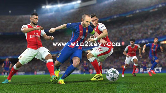 Pro Evolution Soccer 2017 Pc Game Free Download