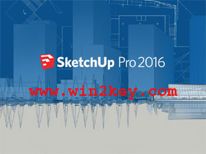 SketchUp 2016 Crack With Keygen Free Download Is Here [LATEST]