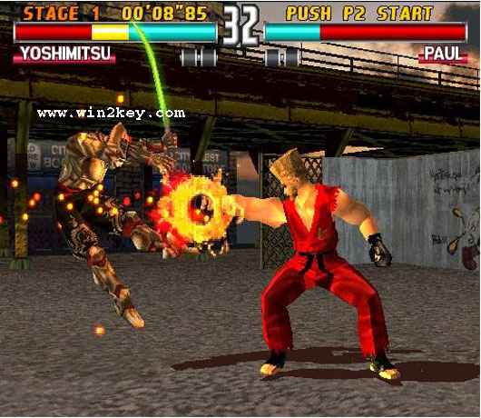 Tekken 3 Exe File Free Download