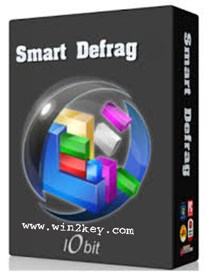 IObit Smart Defrag pro Key 5.8 Free [Crack & Keygen] Here