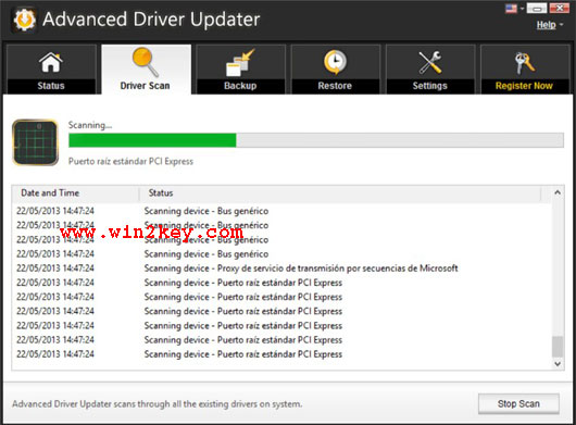 Advanced Driver Updater License Key