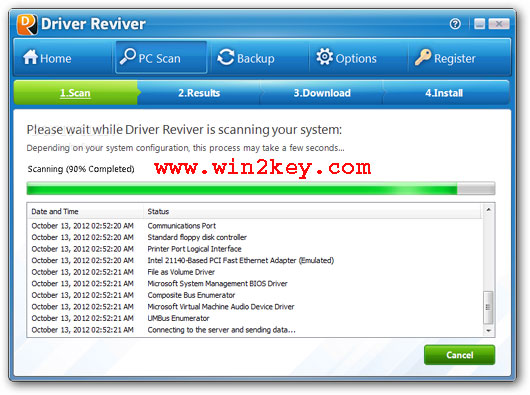 Driver Reviver License Key
