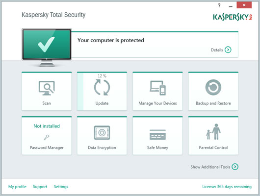 Kaspersky Internet Security 2016 Activation Key