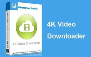 Download 4k Video Downloader 4.1 License Key Free Latest For [LifeTime]