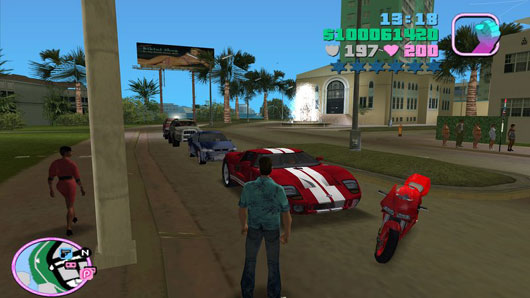 GTA Vice City Game Free For Pc
