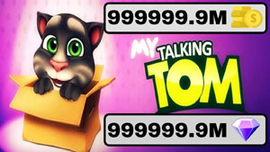 My Talking Tom Mod Apk {Unlimited Coins} & [Android-Mobile] Download