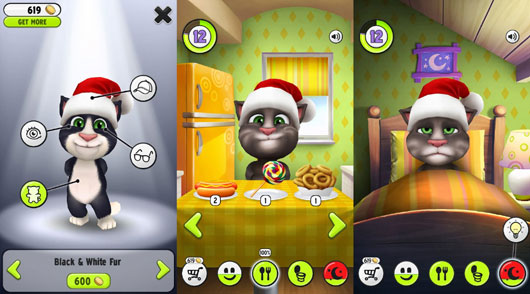 My Talking Tom Hack Unlimited Coins Apk