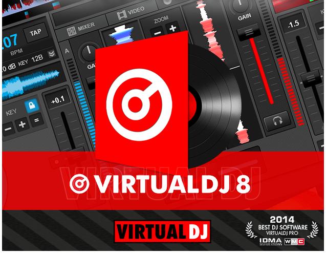 Virtual Dj Pro 8 Full Version Free Download (Mac + Windows) Crack