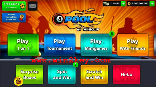 8 Ball Pool Hack Apk Game Download For Android [Unlimited ...