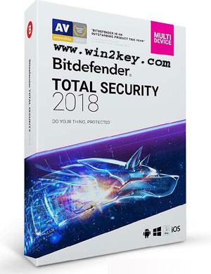 Bitdefender Total Security Keygen 2018 {Patch & Crack} Download Here