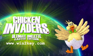 Chicken Invaders 5 Game Free [Offline Installer] Full {Setup} Download