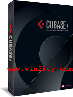 Cubase 7 Crack Download Free Activation Key [100% Work]