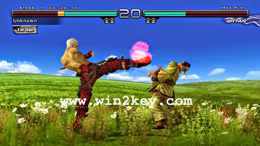 Download Tekken 5 Setup Exe