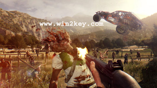 Dying Light Game Free Pc