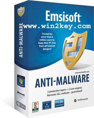 Emsisoft Anti-Malware Keygen 11.6.2.6338 [Crack+Portable] Download Is Here