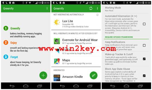 Greenify Donate Apk