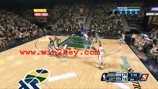 NBA 2K15 Apk v1.0.0.58 + [OBB+Data] Download For Android