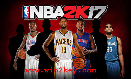 NBA 2K17 APK Game Plus (MOD + OBB) For Android Download [Win2key.com]