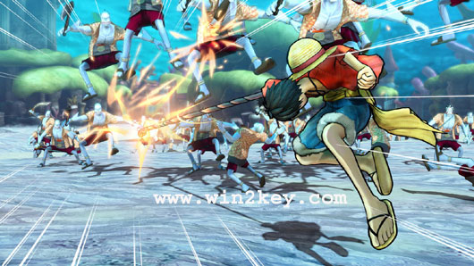 One Piece Pirate Warriors 3 Crack