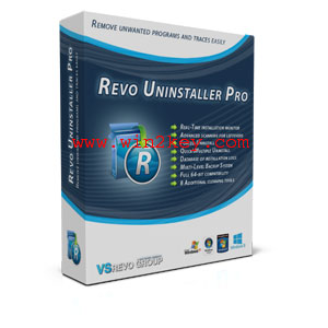 Revo Uninstaller Pro Key v3.2.0 + (Registration) Plus Activation Is Here