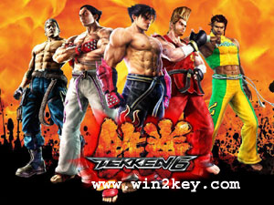 Tekken 6 Setup Free Pc Game Download Full Version [100%Working]