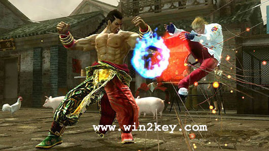 Tekken 6 Setup Free