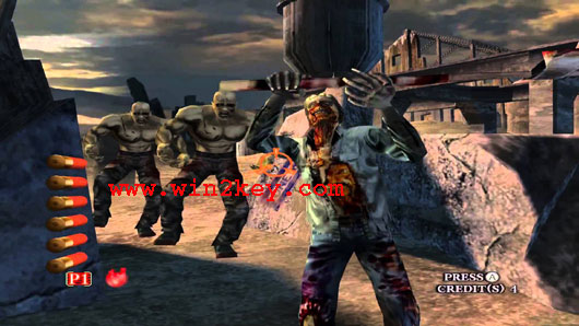 The House of the Dead 2 Game Download
