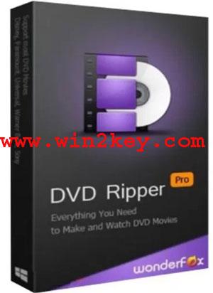 WonderFox DVD Video Converter Crack 9.0 + Keygen Full Version