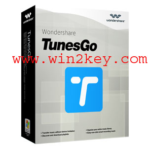 Wondershare TunesGo Retro 4.6 Crack Latest Update Download