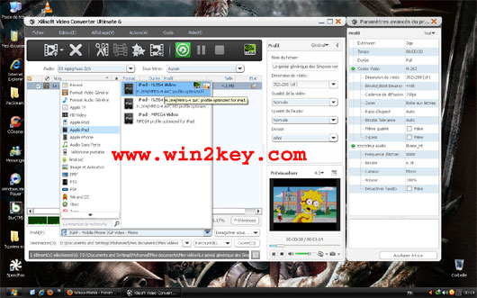 Xilisoft Video Converter Ultimate License Code