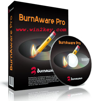 Burnaware Professional Crack 10.9 & Patch + Portable Download