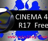 Cinema 4D R17 Free Keygen & Cracked Download Is Here