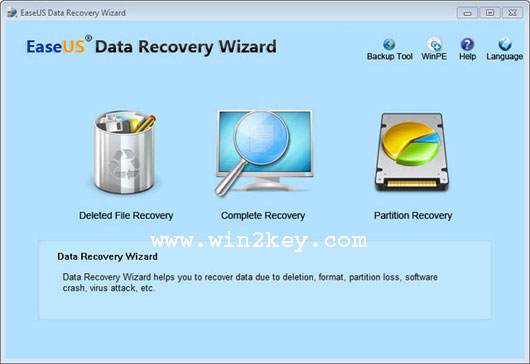 Easeus Data Recovery Wizard Serial Number