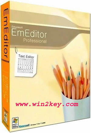 Emurasoft EmEditor Professional Patch 16.2.1 Downlaod With Key + Crack