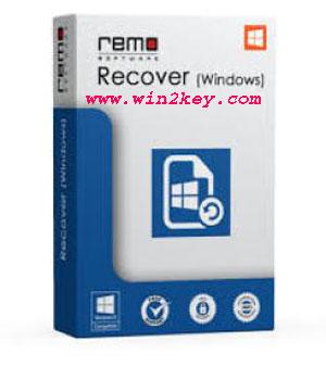 Remo Recover 4.0 Keygen 2017 Crack Final Download