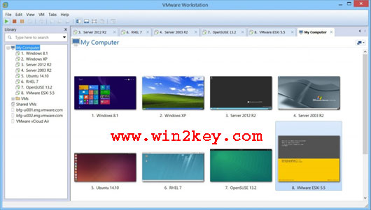 Download Vmware Workstation 12 Full Crack