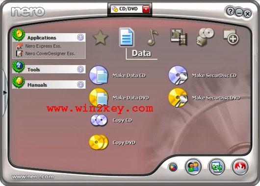 nero 7 key free