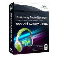 Wondershare Streaming Audio Recorder Crack 2.3.7 Download