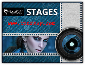 AquaSoft Stages 10.5 Crack & Patch Is Free Download Here