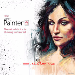 Corel Painter 2018 Crack (Keygen) Latest Version Is Free [Download]