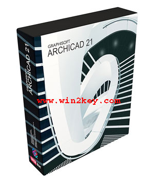 Graphisoft Archicad 21 Crack (Build 6003) + [Serial Key] Full Latest Version