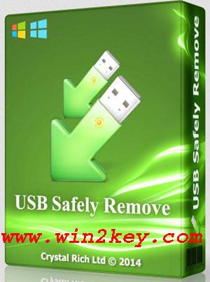 USB Safely Remove 6.0.9 Crack With [Keygen Plus Portable] Download