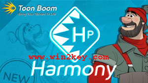 Toon Boom Harmony 15 Crack Free Download Latest Version