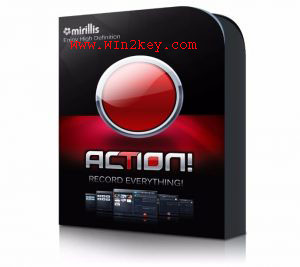 Mirillis Action 3.9.0 Crack {Serial Key} Download [2019+2020]