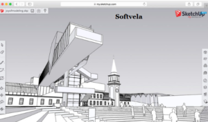 SketchUp portable home screen