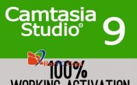 Camtasia Studio 9.1.2 Key {Patch + Crack} Free Download