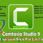 Camtasia Studio 2019 Key + Keygen [Win + Mac] Free Download