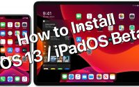 How to install iOS 13 beta or iPadOS beta